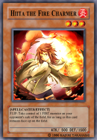 Hiita the Fire Charmer